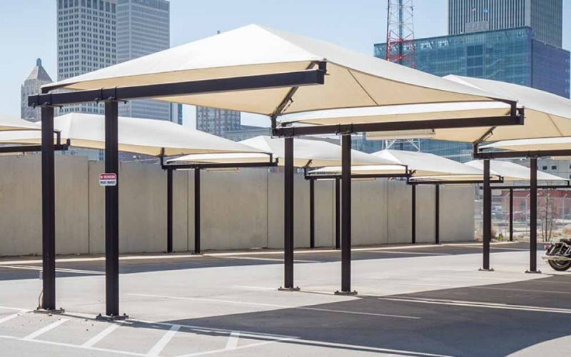 Parking Shade Systems
