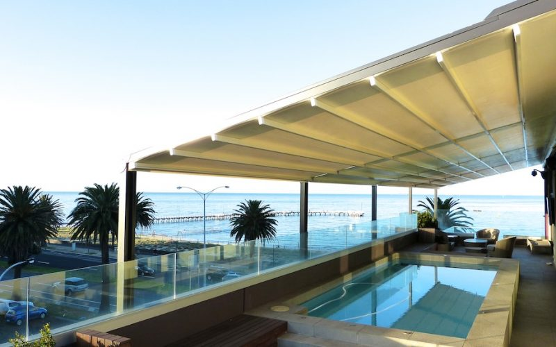 Pool Shade Systems